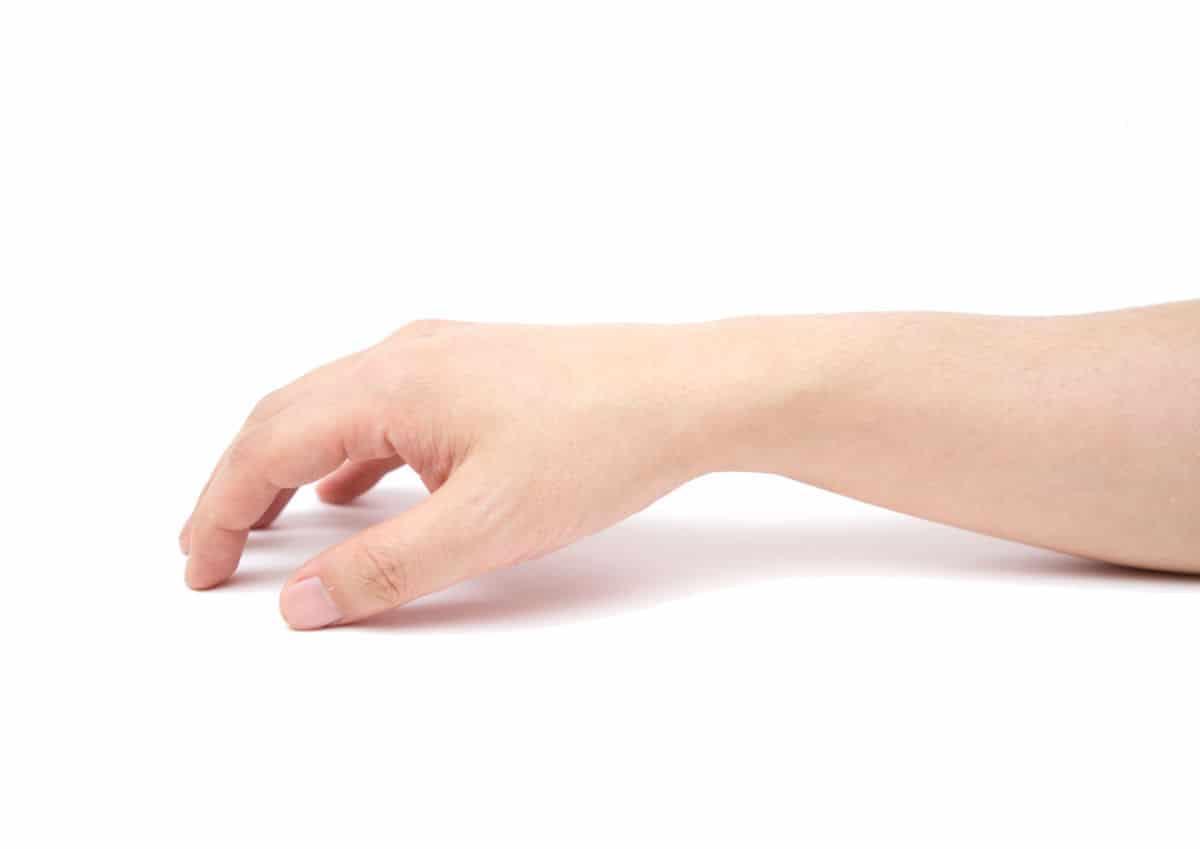 ピアノを弾くときの手首の角度